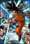 Dragon Ball Z: Vuelven Son Goku y sus amigos (OVA) (2008) Serie345