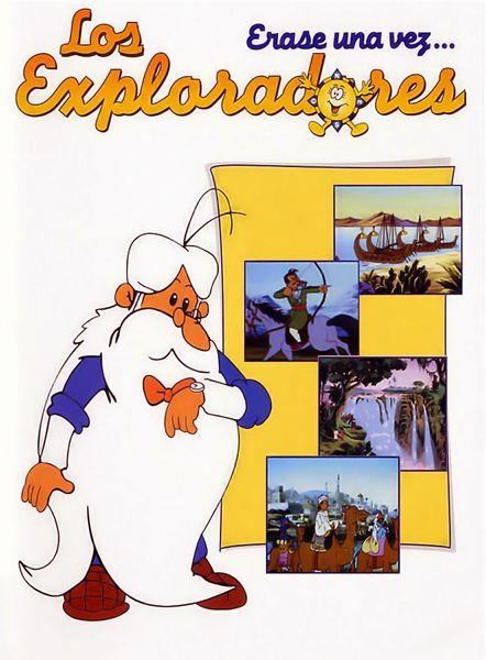 Erase Una Vez Exploradores